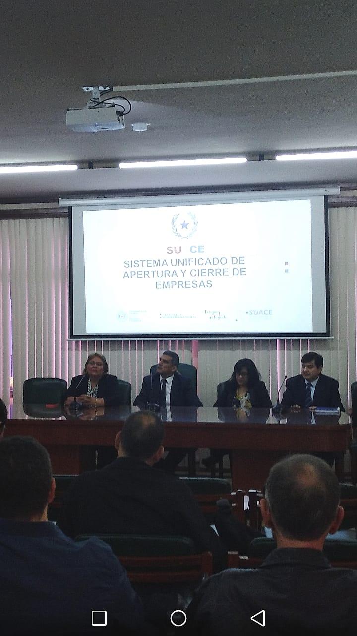 Charla a inversionistas brasileros sobre beneficios de invertir en paraguay - Expo 2019 - MRA