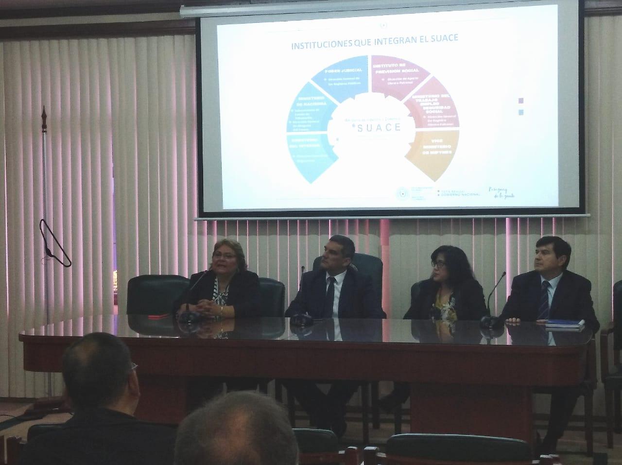 Charla a inversionistas brasileros en la expo 2019 - MRA