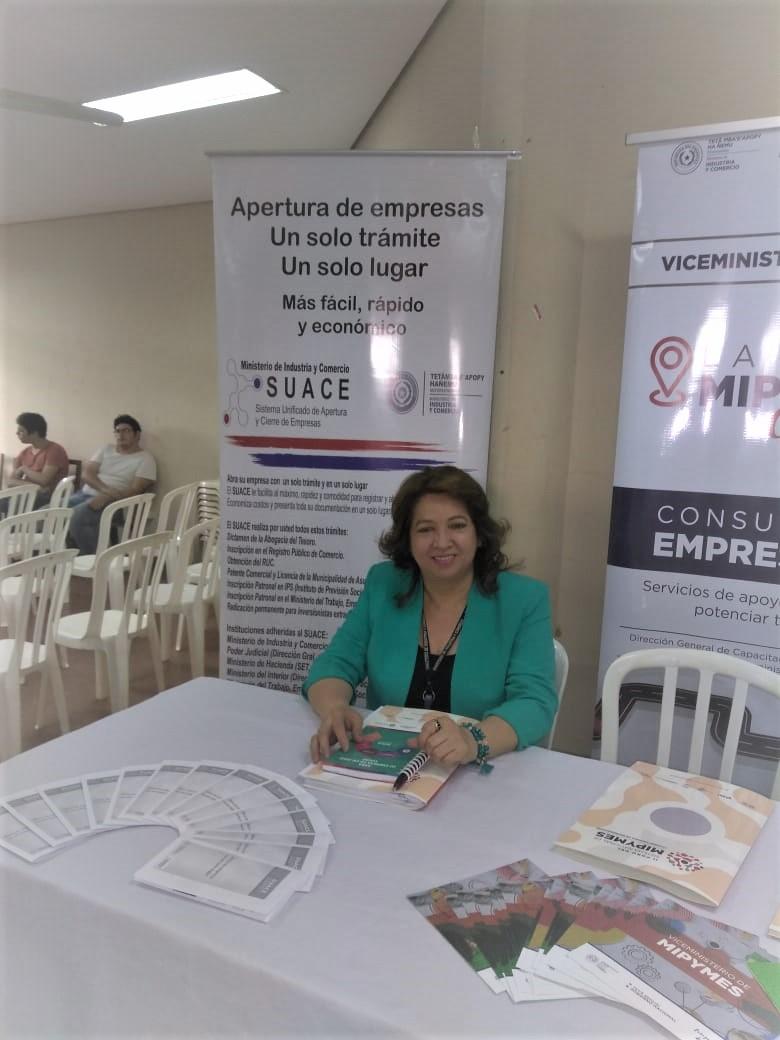 SUACE PRESENTE - RUTA MIPYMES - CAAZAPA - VILLARRICA